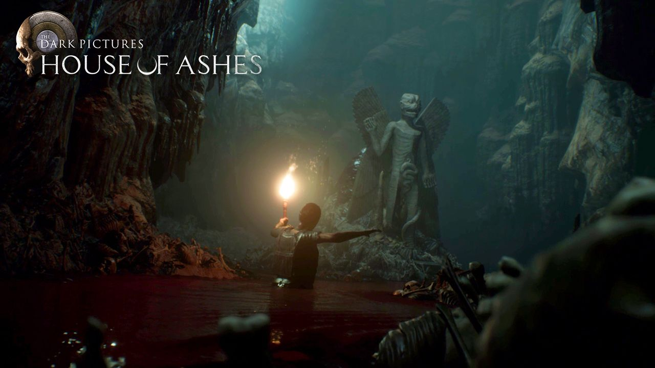 The Dark Pictures Anthology : House of Ashes disponible en 2021