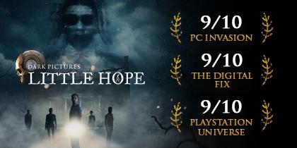 Little Hope awards mobile