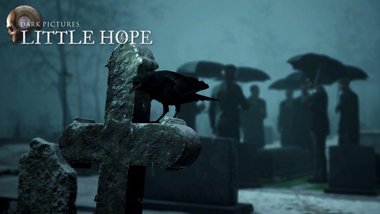 Neuer Trailer gibt Einblick in die Mysterien und Geheimnisse von THE DARK PICTURES ANTHOLOGY: LITTLE HOPE