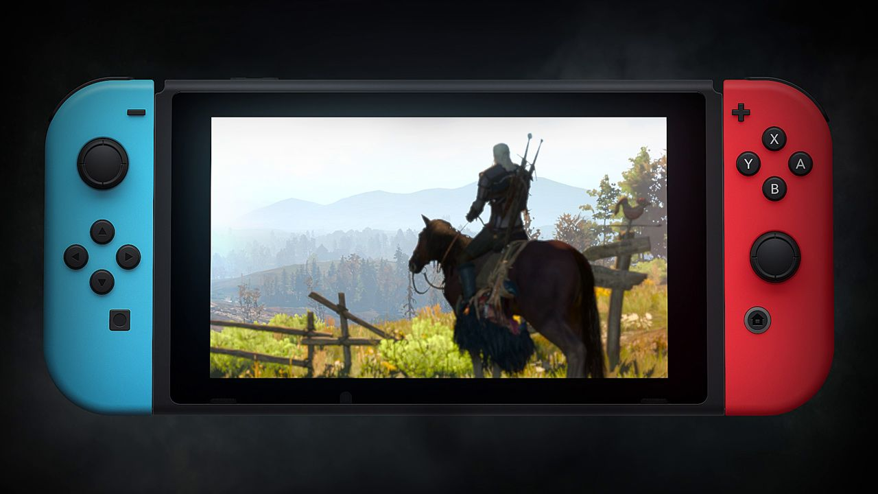 The Witcher 3: Wild Hunt Complete Edition arrives on Nintendo Switch in 2019