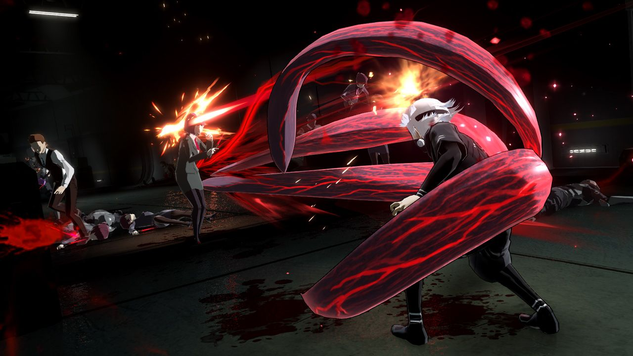 Tokyo Ghoul:re CALL to EXIST – New Ghouls and battle mechanic |