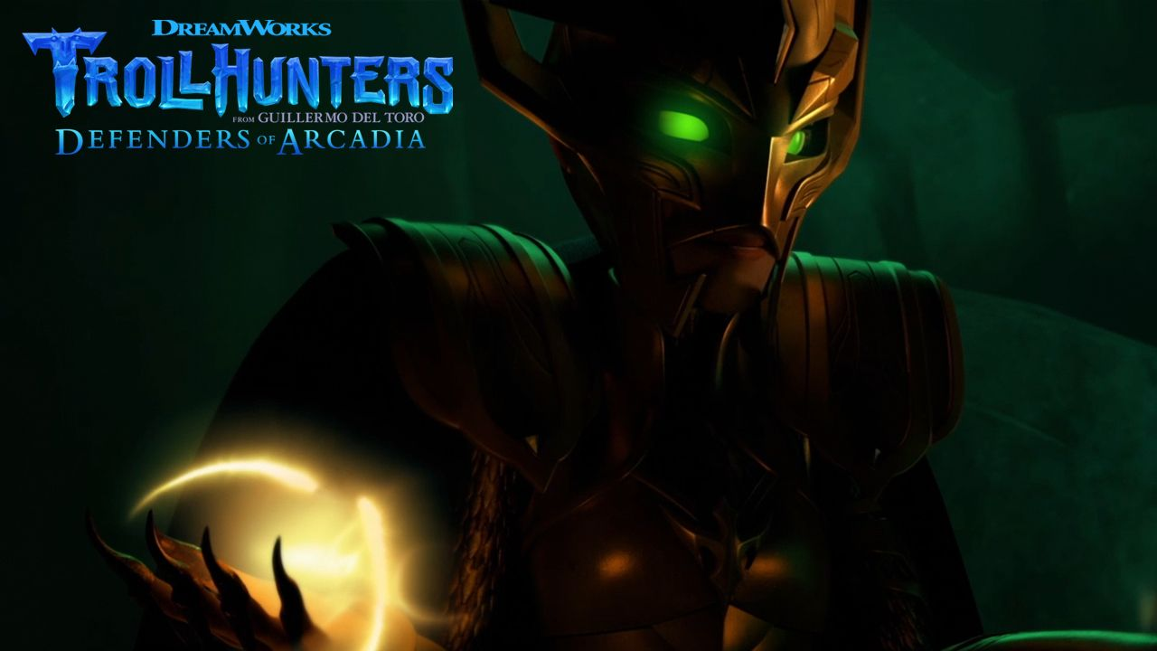 Dreamworks Trollhunters Defenders Of Arcadia launches today on Playstation® 4, Xbox One, Nintendo Switch ™ and PC digital