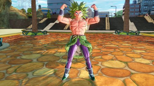 The strongest fusion: SSGSS Gogeta playable in DRAGON BALL XENOVERSE