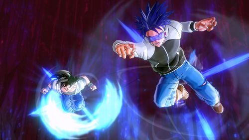 New content coming in winter 2018 for DRAGON BALL XENOVERSE 2 |