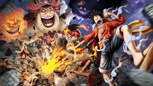 Image result for one piece pirate warriors 4""