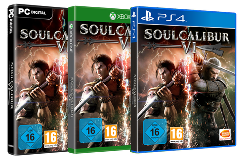 soul calibur 6 deluxe edition uk