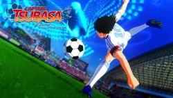 CAPTAIN TSUBASA: RISE OF NEW CHAMPIONS Only teamwork can win championships!