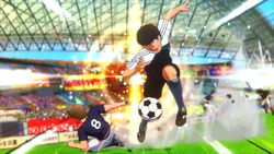 Become the new legend of football in CAPTAIN TSUBASA: RISE OF NEW CHAMPIONS!