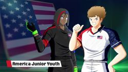 Captain Tsubasa: Rise of New Champions ¡Team USA salta al terreno de juego!