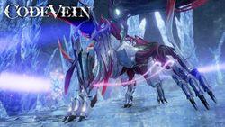 CODE VEIN: Introducing the DLC 2 – Frozen Empress