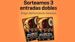 Concurso Dragon Ball Symphonic Adventure