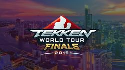 TEKKEN WORLD TOUR 2019 FINALS : BANDAI NAMCO Entertainment Inc. coronará a un nuevo rey