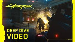 A brand new look at Cyberpunk 2077 in action is here