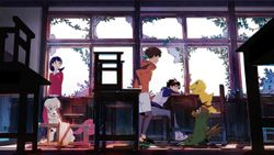 Digimon Survive - Opening Movie