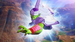 Gohan, Vegeta e Piccolo Giocabili in DRAGON BALL Z: KAKAROT