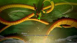 Collect all seven Dragon Balls and summon Shenron in DRAGON BALL Z: KAKAROT