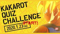 DRAGON BALL Z: KAKAROT available today!