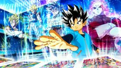 SUPER DRAGON BALL HEROES WORLD MISSION - Ya disponible