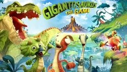 HIT DINO SHOW 'GIGANTOSAURUS' HEADS TO CONSOLES AND PC FOR THE FIRST TIME IN ROARSOME NEW VIDEO GAME RELEASING 2020