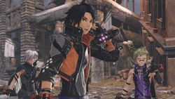 GOD EATER 3 - Free Update - Patch 1.45
