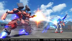 Iconic Zaku Amazing and two new mechas coming to MOBILE SUIT GUNDAM EXTREME VS. MAXIBOOST ON!