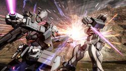 MOBILE SUITE GUNDAM BATTLE OPERATION 2 arrive sur PS4 cette année