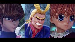 Disponibili i nuovi personaggi DLC di JUMP FORCE