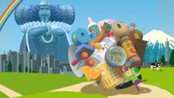 KATAMARI DAMACY rolls onto Nintendo Switch  and PC