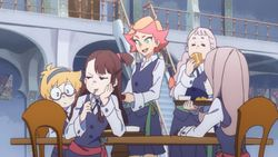 Little Witch Academia: Chamber of Time ab dem 15. Mai auf PlayStation 4 und Steam
