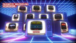 NAMCO MUSEUM ARCHIVES arrive le 18 Juin 2020