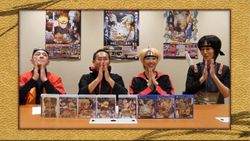 Naruto: Ultimate Ninja - The birth of the series