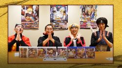 Naruto : Ultimate Ninja : Production staff roundtable