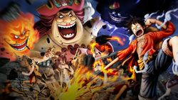 ONE PIECE: PIRATE WARRIORS 4 annoncé sur PlayStation 4, Xbox One, Switch et PC