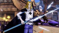 Luffy Snakeman, Basil Hawkins and Katakuri bring the fight to ONE PIECE PIRATE WARRIORS 4