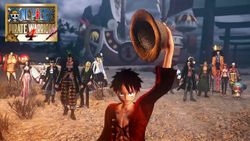 ONE PIECE: PIRATE WARRIORS 4 disponibile da venerdì!