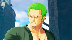 Zoro sera jouable dans ONE PIECE WORLD SEEKER le 12 juillet