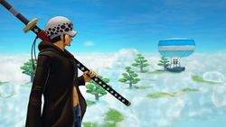 ONE PIECE WORLD SEEKER DLC 3: The Unfinished Map – arrives Winter 2019
