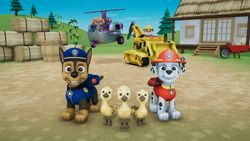 PAW Patrol: On A Roll available today