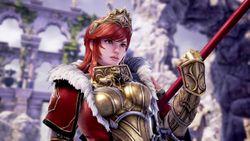 Hilde wird spielbarer Charakter in SoulCalibur VI