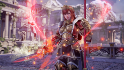 SOULCALIBUR VI : Correction of the previously released