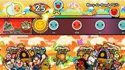 STUDIO GHIBLI Pack Vol. 2 out now for Taiko no Tatsujin: Drum'n'Fun!