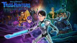 Dreamworks TROLLHUNTERS: DEFENDERS OF ARCADIA video game coming Summer 2020