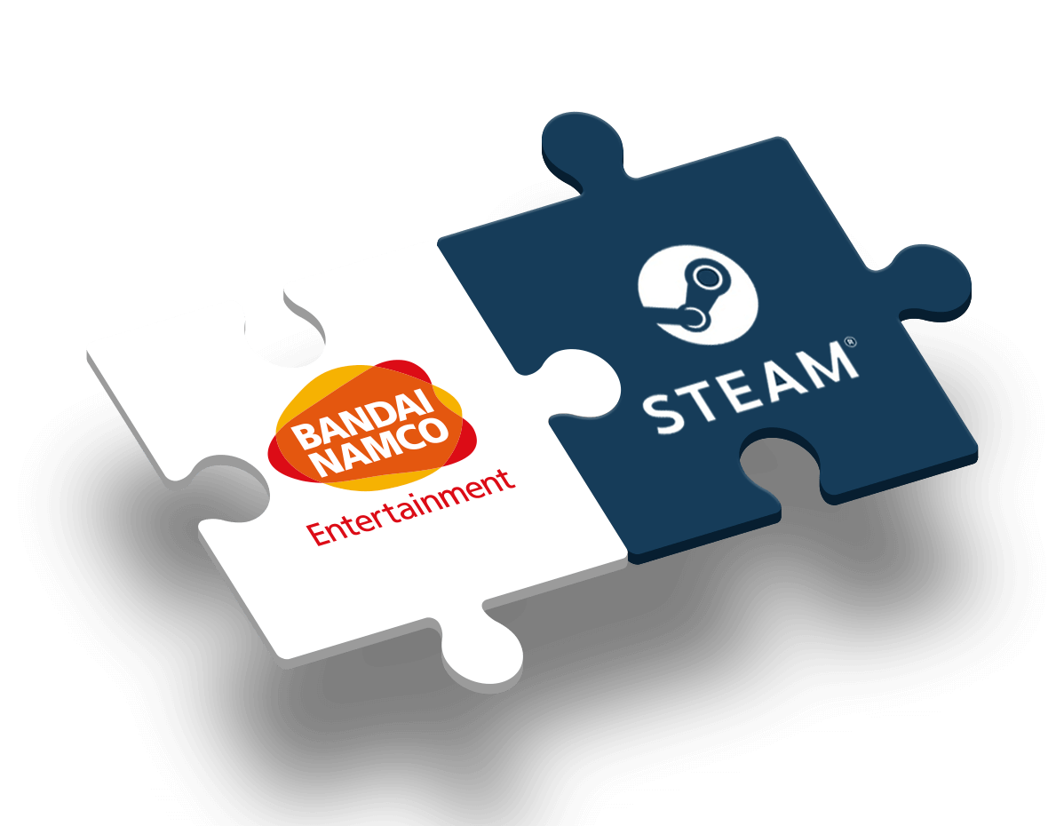 steam connet bandai