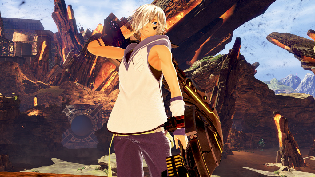 God Eater - Costumes